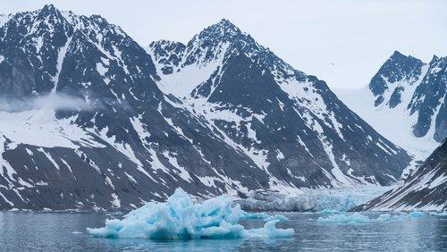 polar  glacier  iceberg