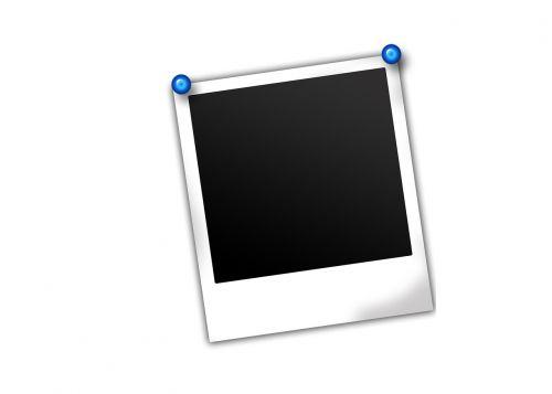 polaroid photo retro