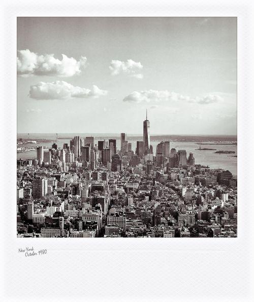 polaroid new york photos