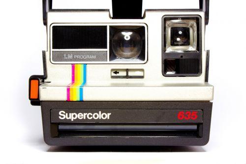 polaroid camera analog