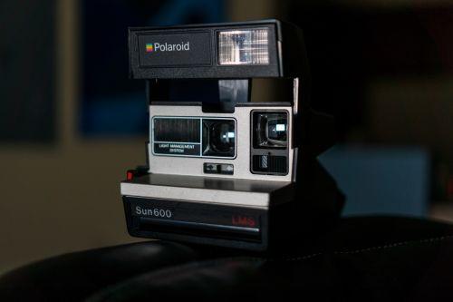 polaroid film instant