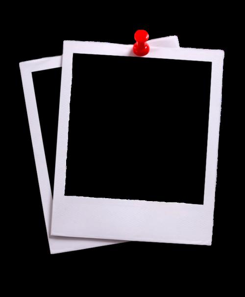 polaroid picture frame