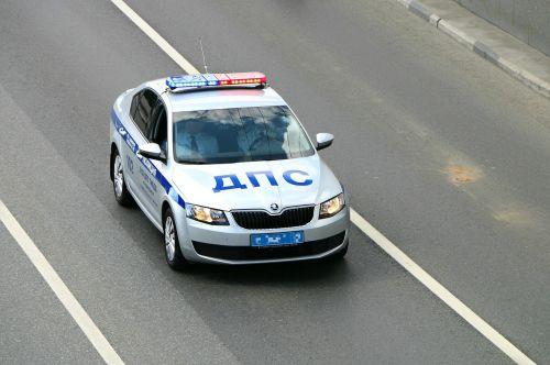 police machine siren
