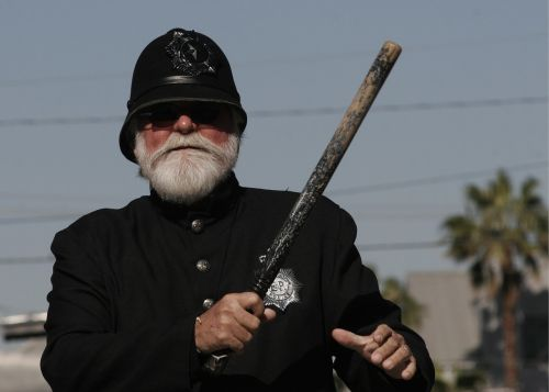 police policeman bobby