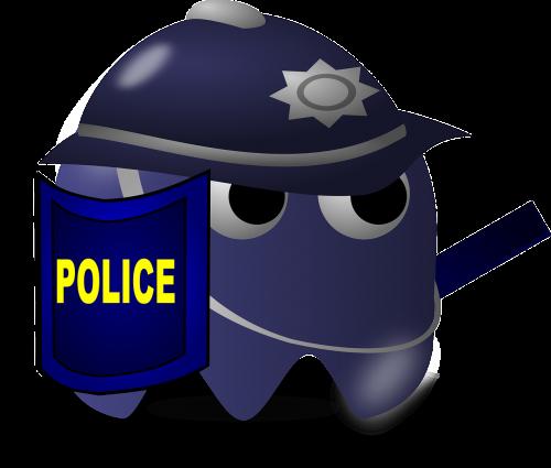 police baddie pacman