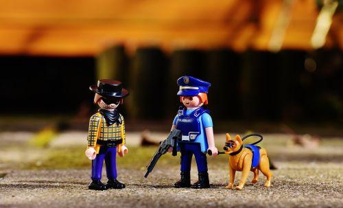 police crooks criminal