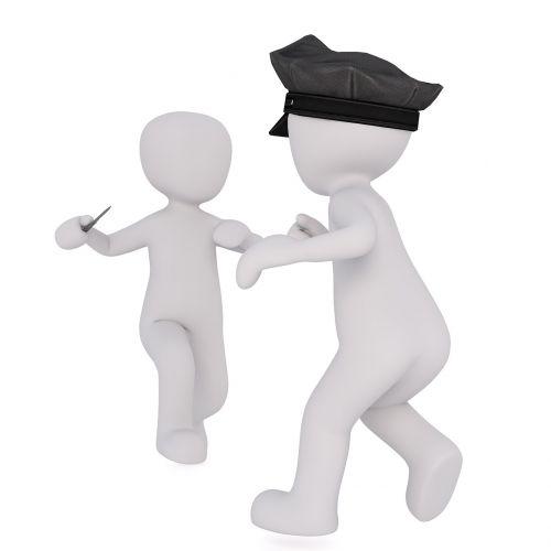 police crime criminal