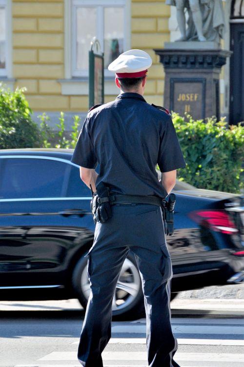 police cop figure