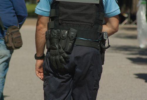 police security surveillance