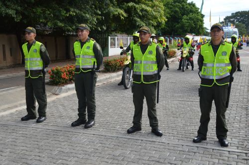 police guards