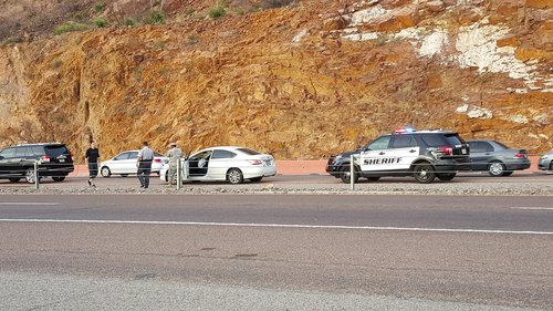 police  accident  danger