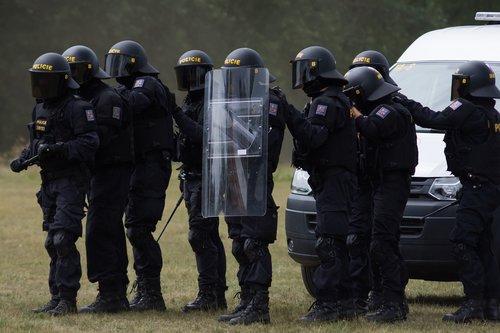 police  urn  esu