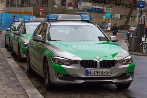 police auto police car