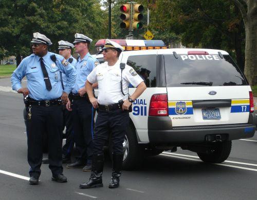 police policemen investigation