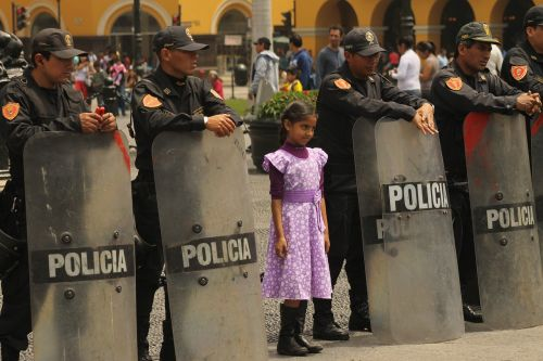 police peru lima