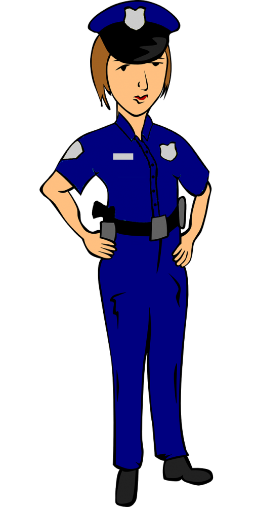 police officer female police