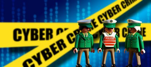 police officers old playmobil
