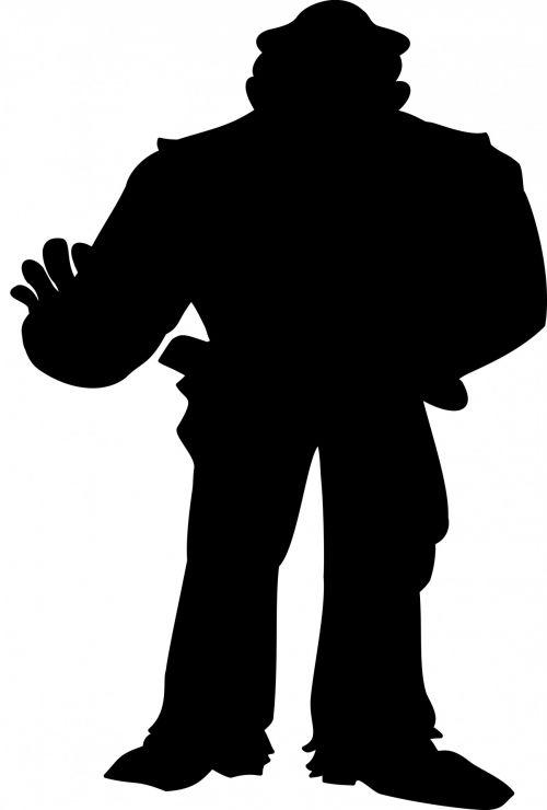pareigūnas, policininkas, apsauga, teisė, izoliuotas, policija, balta, Patinas, paslauga, vienas, juoda, saugumas, policininkas, iliustracija, asmuo, siluetas, menai, uniforma, vyras, animacinis filmas, figūra, kontūrai, policininkas