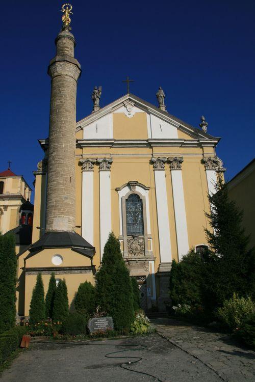 polish cathedral kamieniec ukraine