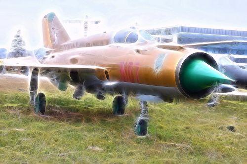 Polish Fighter Plane.