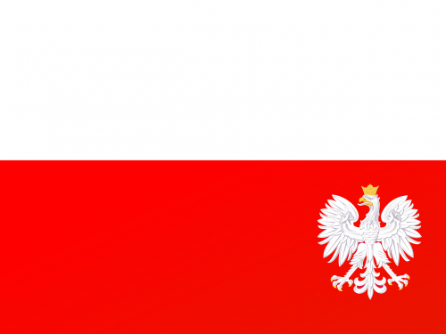 polish flag poland national colors