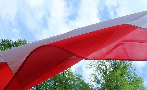 polish flag  national symbols  national day