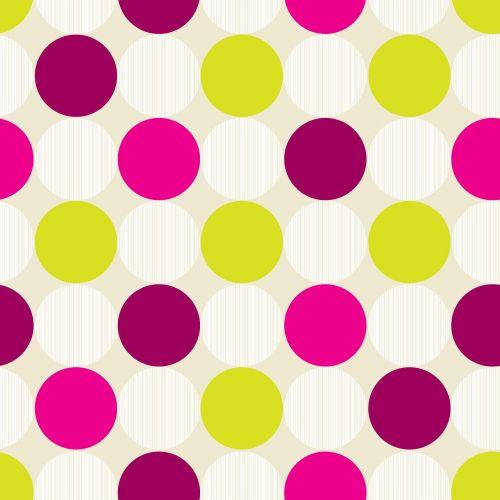 polka dots spots pattern