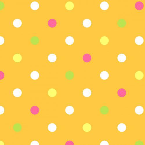Polka Dots Multi Colored