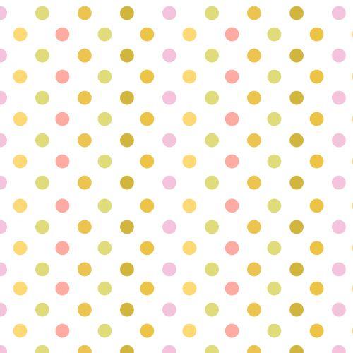 Polka Dots Retro