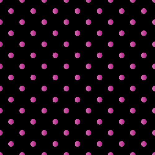 Polka Dots Wallpaper Pink