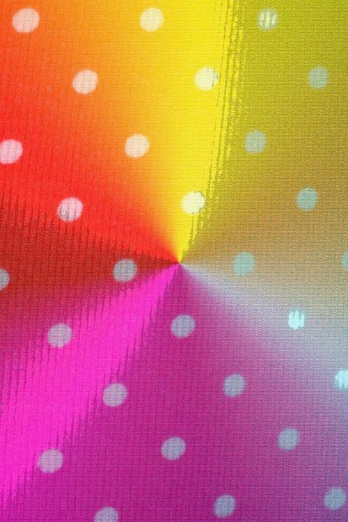 modelis, makro, išsamiai, spalvinga, fonas, taškeliai