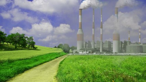 pollution global warming environment