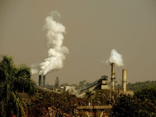 pollution industry environment