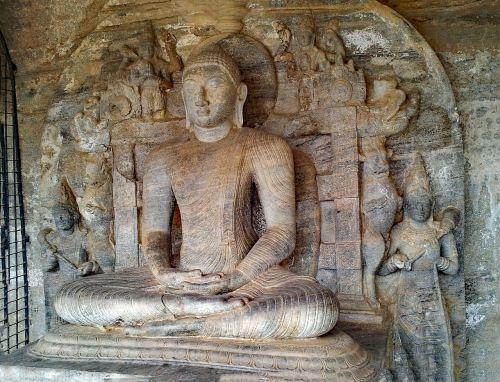 polonnaruwa sri lanka buddha