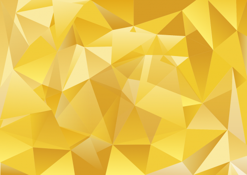 polygon polygonal gold