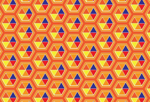 polygon background facet
