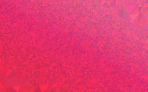polygon art pink wallpaper