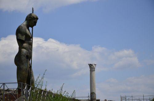 pompeii excavations archaeology