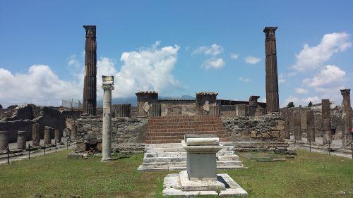 pompeii naples archaeology