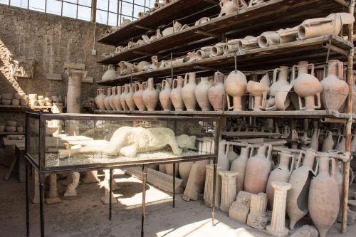 pompeii pompei plaster casts