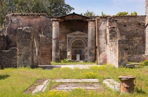 pompeii pompei columnar