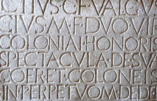 pompeii  latin  roman