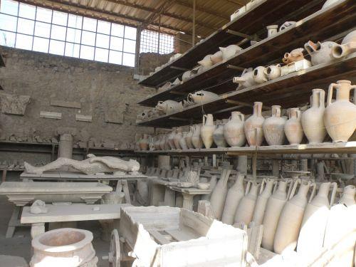 pompeii italy history