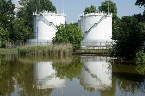pond tanks industrial
