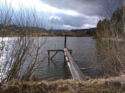 pond spring water