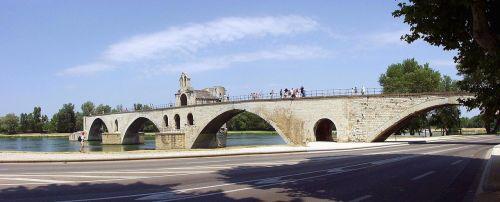 pont d'avignon bridge avignon