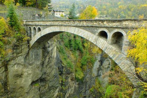 ponte di introd italian municipality bergdorf