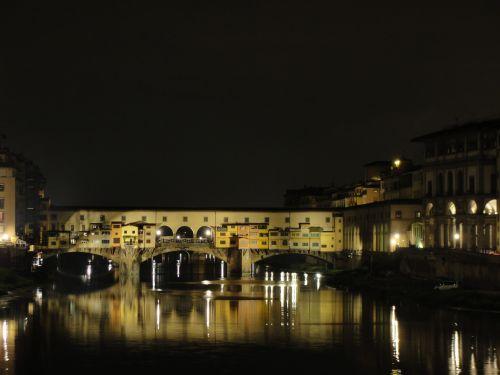 Ponte Vecchio Close Up