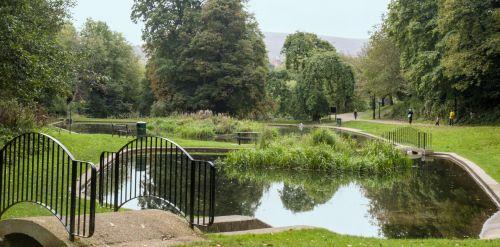 Pontypool Park In Wales