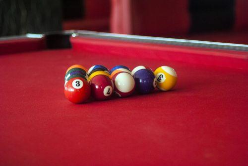 pool pool table game